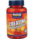 Now Foods Creatine Monohydrate, 120 Caps, 750 mg
