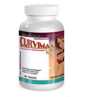 CURVIMAX Femme Breast élargissement pilule. Augmenter taille de votre buste Et Fulliness. Natural Breast Enhancement Pills.