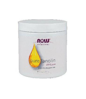 Now Foods Pure Lanolin - 7 oz. ( Multi-Pack)