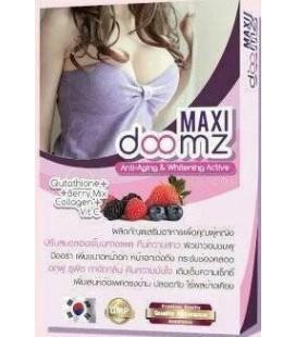 Maxi Doomz élargissement du sein et vaginale de serrage 10 pilules