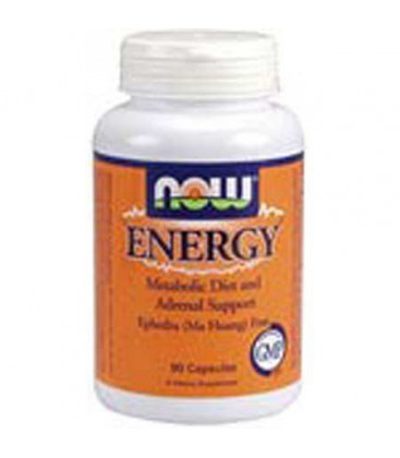 Energy - Metabolic Diet and Adrenal Support - 90 Caps
