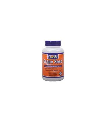 Grape Seed Antioxidant 60 mg - 180 VegiCaps