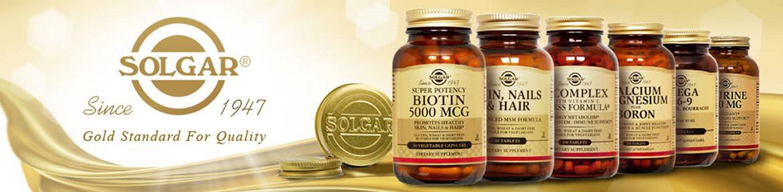 Tous les produits Solgar